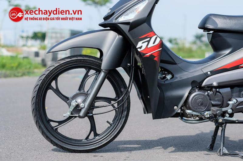 Vì sao SYM Elegant 50 là mẫu xe đáng lựa chọn trong tầm giá 15 triệu đồng - Ảnh 5.