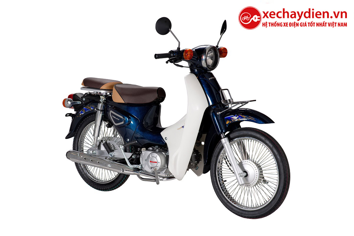 Xe Cub Halim 50cc 2021