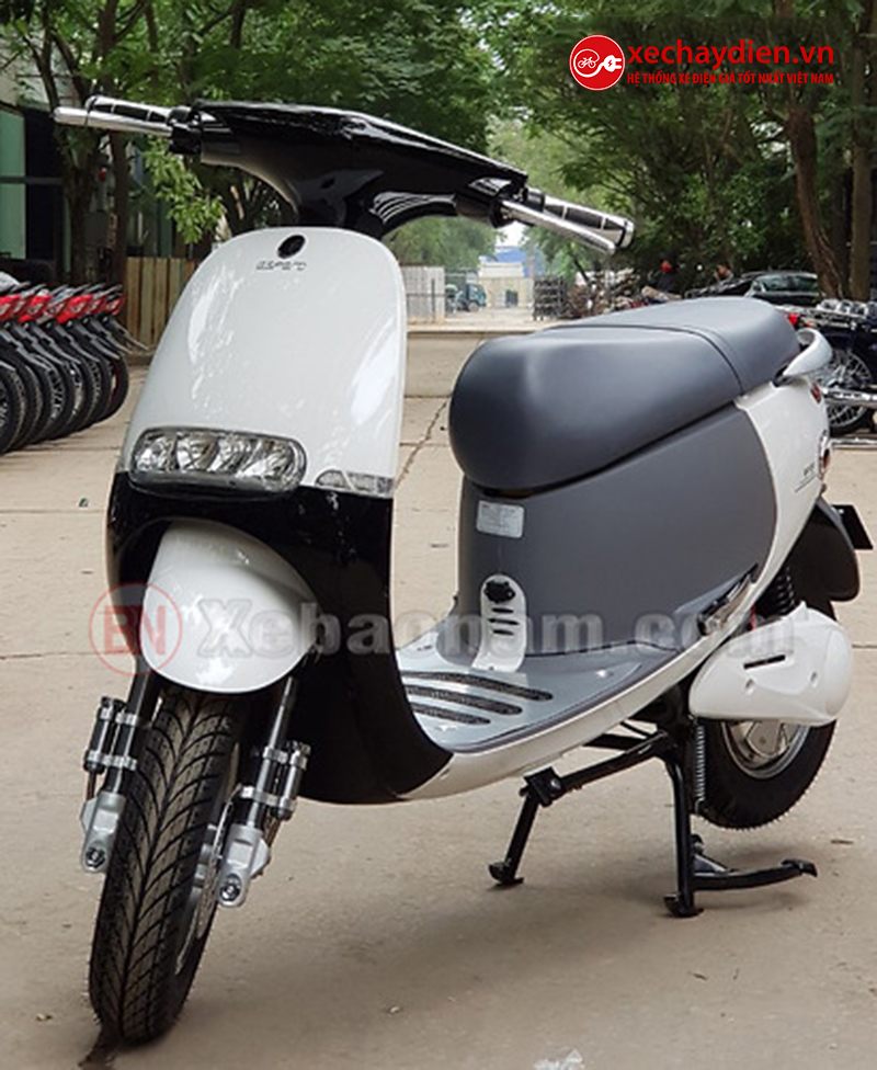 xe máy điện gogo 2020 đen