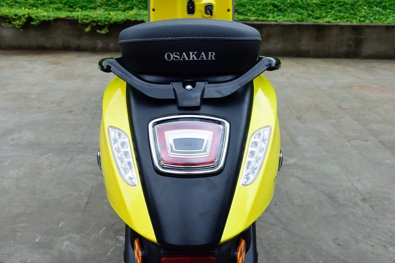 Động cơ Xe máy điện Osakar One Nispa với công nghệ Nhật Bản